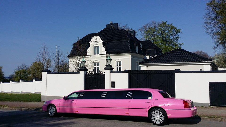 Zlatans Hus I Malm 246 Limousine Malm 246